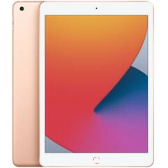 "Apple iPad 2020 WiFi 32GB 10.2"", Tablet, arany"