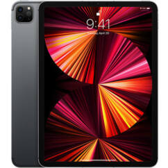 "Apple iPad Pro 2021 M1 128GB WiFi 11"", Tablet, szürke"