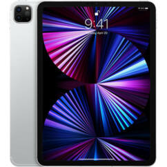 "Apple iPad Pro 2021 M1 128GB WiFi 11"", Tablet, ezüst"