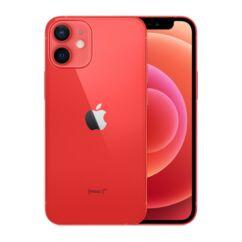 Apple iPhone 12 Mini 128GB, Mobiltelefon, piros