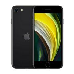 Apple iPhone SE 2020 256GB 3GB RAM, Mobiltelefon, fekete