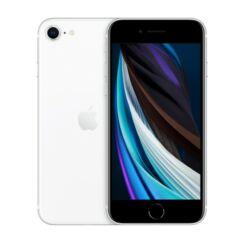 Apple iPhone SE 2020 256GB 3GB RAM, Mobiltelefon, fehér