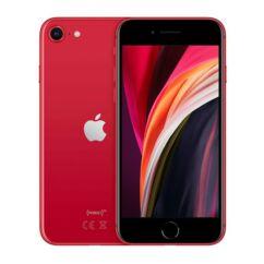 Apple iPhone SE 2020 64GB 3GB RAM, Mobiltelefon, piros