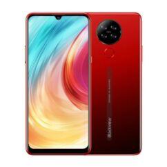 Blackview A80 16GB 2GB RAM DualSIM, Mobiltelefon, piros