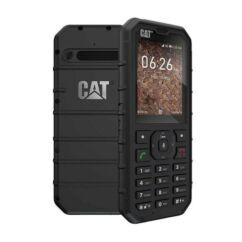 Caterpillar B35 DualSIM, Mobiltelefon, fekete