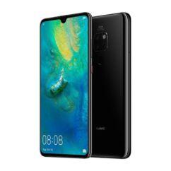 Huawei Mate 20 128GB 4GB RAM, Mobiltelefon, fekete