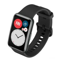 Huawei Watch Fit, Okosóra, fekete