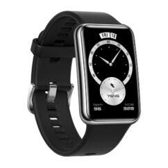 Huawei Watch Fit Elegant, Okosóra, fekete