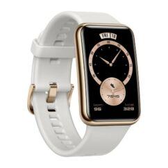 Huawei Watch Fit Elegant, Okosóra, fehér