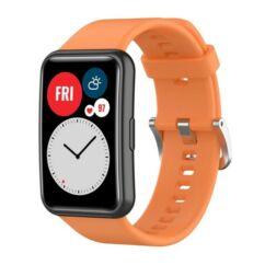Huawei Watch Fit, Okosóra, narancs