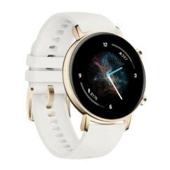 Huawei Watch GT2 42mm, Okosóra, fehér
