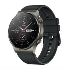 Huawei Watch GT2 Pro Sport  46mm, Okosóra, fekete