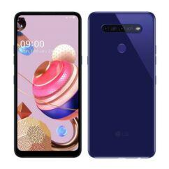 LG K510EM K51S 64GB 3GB RAM DualSIM, Mobiltelefon, kék