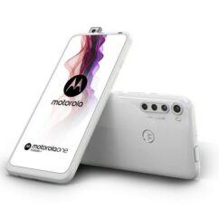 Motorola XT2067-1 Moto One Fusion 128GB 6GB RAM DualSIM, Mobiltelefon, fehér