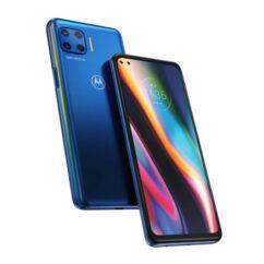 Motorola XT2075-3 Moto G Plus 128GB 6GB RAM DualSIM 5G, Mobiltelefon, kék