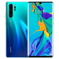 Huawei P30 Pro New Edition 256GB 8GB RAM DualSIM, Mobiltelefon, aurora kék