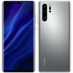 Huawei P30 Pro New Edition 256GB 8GB RAM DualSIM, Mobiltelefon, ezüst