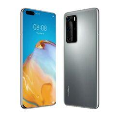 Huawei P40 Pro 5G 256GB 8GB RAM DualSIM, Mobiltelefon, ezüst