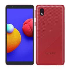 Samsung A013G Galaxy A01 Core 16GB 1GB RAM DualSIM, Mobiltelefon, piros