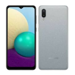 Samsung A022F Galaxy A02 64GB 3GB RAM DualSIM, Mobiltelefon, szürke