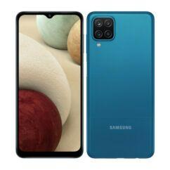 Samsung A125F Galaxy A12 32GB 3GB RAM DualSIM, Mobiltelefon, kék