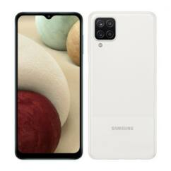 Samsung A125F Galaxy A12 32GB 3GB RAM DualSIM, Mobiltelefon, fehér