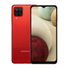 Samsung A125F Galaxy A12 64GB 4GB RAM DualSIM, Mobiltelefon, piros