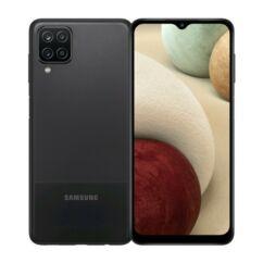 Samsung A125F Galaxy A12 128GB 4GB RAM DualSIM, Mobiltelefon, fekete
