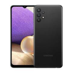 Samsung A325F Galaxy A32 128GB 6GB RAM DualSIM, Mobiltelefon, fekete