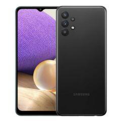 Samsung A325F Galaxy A32 128GB 8GB RAM DualSIM, Mobiltelefon, fekete