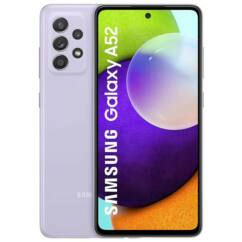 Samsung A525F Galaxy A52 128GB 6GB RAM DualSIM, Mobiltelefon, violet