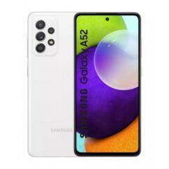 Samsung A525F Galaxy A52 256GB 8GB RAM DualSIM, Mobiltelefon, fehér
