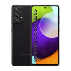 Samsung A526B Galaxy A52 5G 128GB 6GB RAM DualSIM, Mobiltelefon, fekete