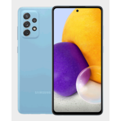 Samsung A526B Galaxy A52 5G 128GB 6GB RAM DualSIM, Mobiltelefon, kék