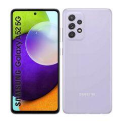 Samsung A526B Galaxy A52 5G 128GB 6GB RAM DualSIM, Mobiltelefon, violet