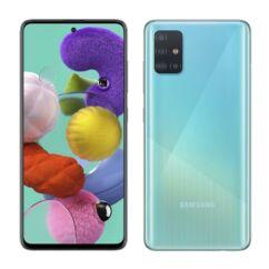 Samsung A715 Galaxy A71 128GB 6GB RAM DualSIM, Mobiltelefon, kék