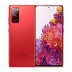 Samsung G781B Galaxy S20 FE 5G 128GB 6GB RAM DualSIM, Mobiltelefon, piros