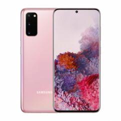 Samsung G980F Galaxy S20 4G 128GB 8GB RAM DualSIM, Mobiltelefon, rózsaszín