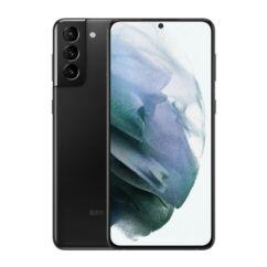 Samsung G998B Galaxy S21 Ultra 5G 128GB 8GB RAM DualSIM, Mobiltelefon, fekete