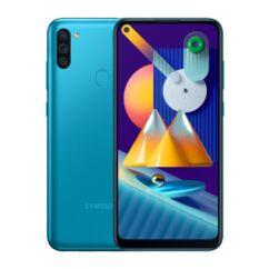 Samsung M115F Galaxy M11 32GB 3GB RAM DualSIM, Mobiltelefon, kék