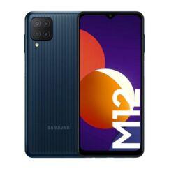 Samsung M127F Galaxy M12 64GB 4GB RAM DualSIM, Mobiltelefon, fekete