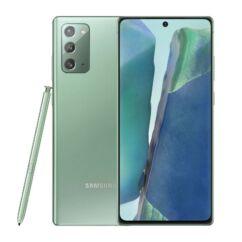 Samsung N981B Galaxy Note 20 5G 256GB 8GB RAM DualSIM, Mobiltelefon, zöld
