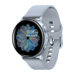 Samsung R820 Galaxy Watch Active 2 44mm (Aluminium), Okosóra, ezüst