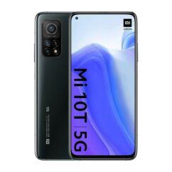 Xiaomi Mi 10T 5G 128GB 6GB RAM DualSIM, Mobiltelefon, fekete