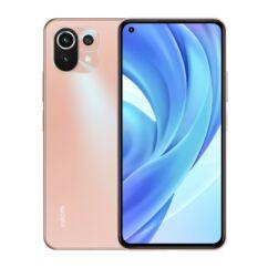 Xiaomi Mi 11 Lite 128GB 6GB RAM DualSIM, Mobiltelefon, rózsaszín