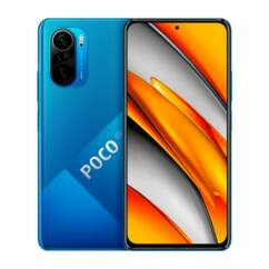 Xiaomi Poco F3 5G 256GB 8GB RAM DualSIM, Mobiltelefon, kék