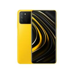 Xiaomi Poco M3 128GB 4GB RAM DualSIM, Mobiltelefon, sárga