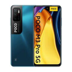 Xiaomi Poco M3 Pro 5G 128GB 6GB RAM DualSIM, Mobiltelefon, kék