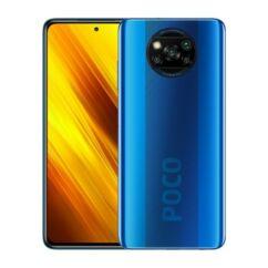 Xiaomi Poco X3 NFC 64GB 6GB RAM DualSIM, Mobiltelefon, kék