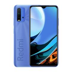 Xiaomi Redmi 9T 64GB 4GB RAM DualSIM, Mobiltelefon, kék